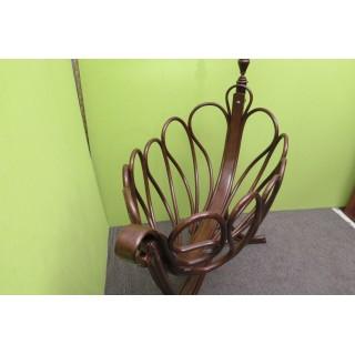 P 89 Rara culla in stile Art Nouveau