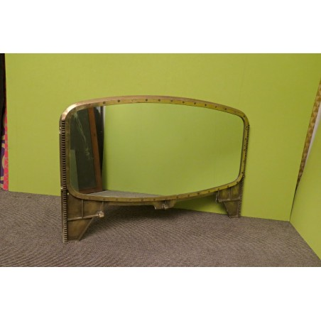 SP 14  Specchio da nave in ottone