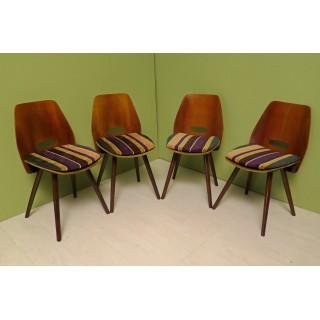 SD 49 quattro sedie anni '70