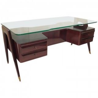 SC 36  scrivania lastronata...