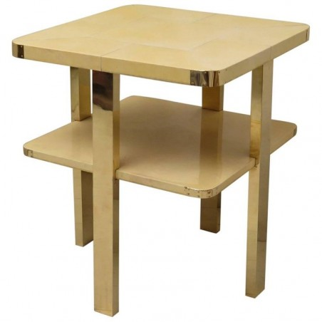 T 148  Tavolino art decò...