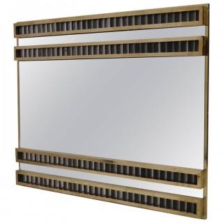 SP 28  Specchio in ottone