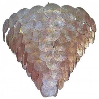 L 43  Lampadario di Murano anni '70