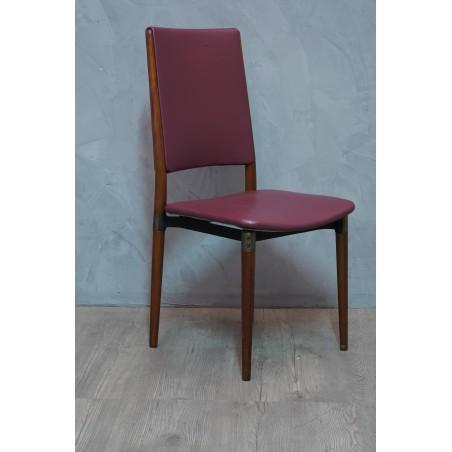 SD 48 Gruppo di sei sedie della Tecno