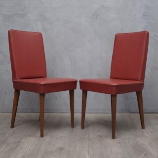 SD 29  Coppia di sedie dell'anonima castelli